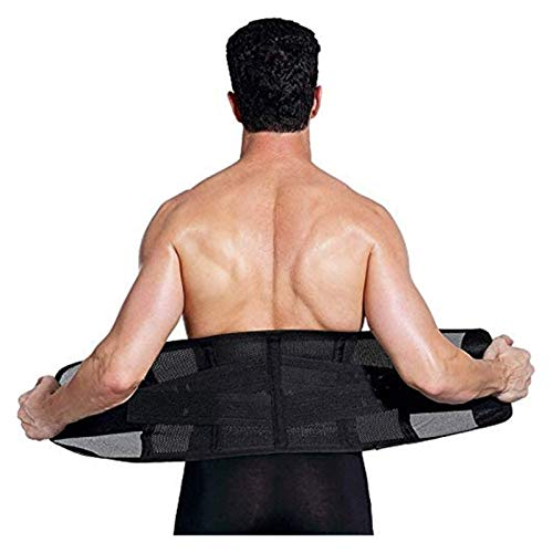 GUIYTQ5R Spine corrector Posture Corrector for Man & Woman, Spinal/Back Support, Reduces Neck, Back & Shoulder Pain, Adjustable & Breathable Support-Binding Corrects Posture & Supporting Spine