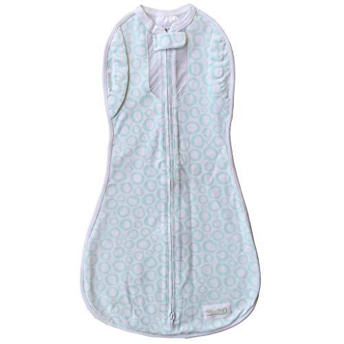 Woombie 2-in-1-baby-rugzak/slaapzak, 3-6 maanden, geventileerd