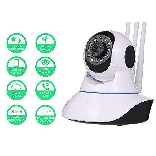 ZTKBG WiFi-Baby-monitor met camera 1080P HD video babyslaap Nanny Cam tweeweg audio nachtzicht Home Security Babyphon camera, 32g