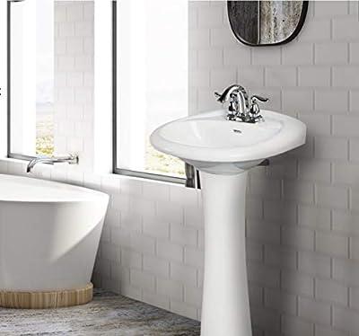 Pedestal Sink for Bathroom - Prestige Style