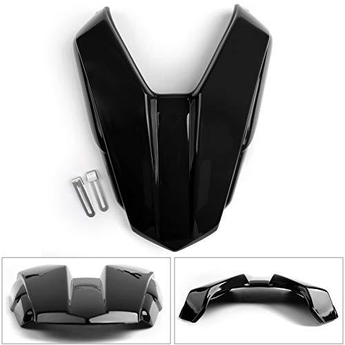 Artudatech Motorrad Soziusabdeckung Sitzkappe Verkleidung Heckabdeckung Rücksitzbezug Rear Seat Cowl Fairing Tail Cover für HON-DA CB500F 2016-2018 CBR500R 16-19