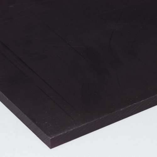 Thomafluid Platte aus HDPE, Stärke: 15 mm, Toleranz: ±0,40 mm, Abmessung: 500 x 500 mm