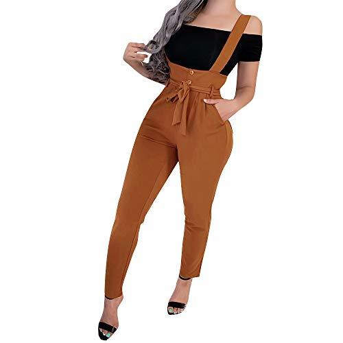 Buyaole,Y Pantalones Y Faldas Largas,Mono Desechable,Vaqueros Cintura Elastica Mujer,Leggins Yoga Mujer Cintura...
