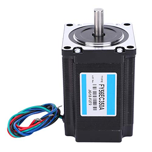 Ladieshow NEMA23 Stepper Motor 2‑Phase 56 1.8° 2.2N.m Stepping Electric Driver Replacement FY56EC350A