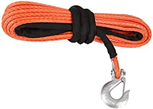 synthetic winch rope 3 8