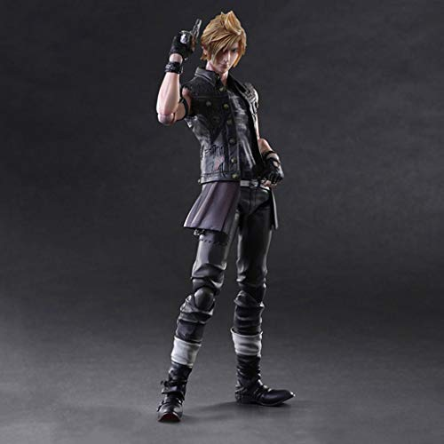 GJLMR Final Fantasy XV Action Figure Prompto Play Arts Kai XCJSWZZ