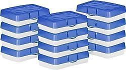 cheap Storex Tall Cabinet 8.38 x 5.63 x 2.5 inch Blue, 12 Box Box (STX61613U12C)