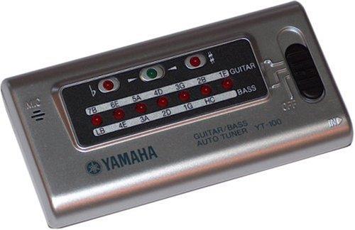 Yamaha YT100 Afinador con leds
