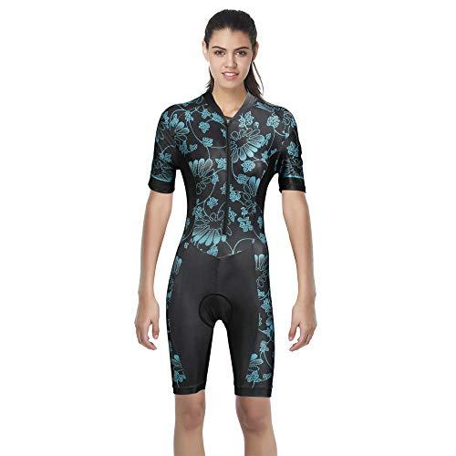Lpfkkk 2019 Pro estate ciclismo tuta abbigliamento da mountain bike da donna abbigliamento da bici usura tuta taglia: M