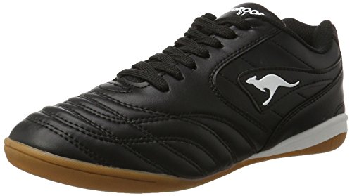 KangaROOS Herren K-Yard 3021 B Sneaker, White/Jet Black 0500, 47 EU