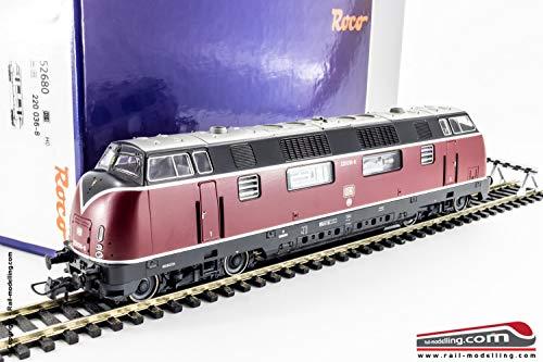 Roco 52680 H0 Diesellok BR 220 der DB