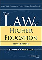 The Law of Higher Education: Student Version