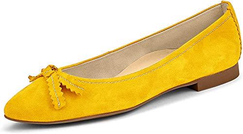 Paul Green Metall(gelb), Gr. 6½