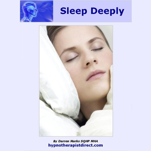 Sleep Deeply audiobook cover art