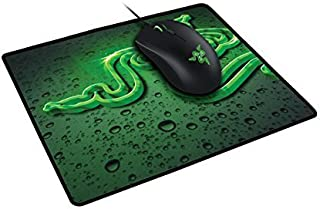 Razer Gaming Starter Bundle - Abyssus 2000 Gaming Mouse and Goliathus Speed Terra Mouse Mat [並行輸入品]