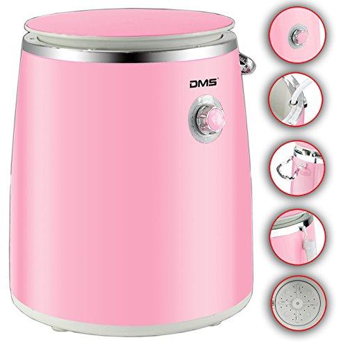 DMS lavatrice con centrifuga 3,5kg Campeggio lavatrice Mini Lavatrice Pink biancheria fionda CWM-109380p