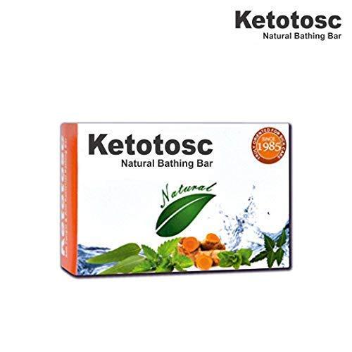 Ketotosc Antifungal And Antibacterial Soap, 75 g (Pack of 2)