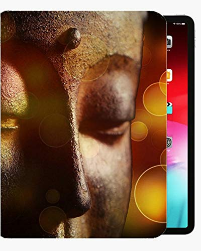 For iPad Pro 9.7 inch Case Cover,In For A Penny,In For A Pound-Buddha Case Slim Shell Cover For iPad Pro 9.7