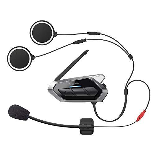 Sena 50R Flaches Motorrad Bluetooth Kommunikationssystem mit Mesh 2.0 - 2