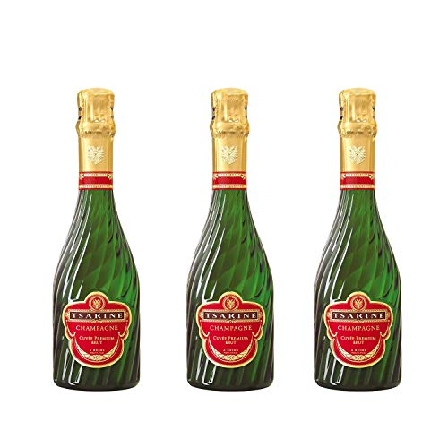 Tsarine Champagner BRUT Cuvée Premium (1 x 0.375 l)