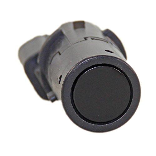 1x Ultraschall - Parksensor PDC Einparksensor Sensor Einparkhilfe Ultraschallwandler vorne lackierbar schwarz