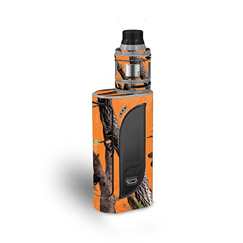 MightySkins Skin Compatible with Eleaf iKonn 220 - Orange Camo | Protective, Durable, and Unique Vinyl Decal wrap Cover | Easy to Apply, Remove, and Change Styles | Made in The USA