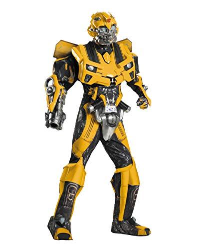 Horror-Shop Bumblebee Deluxe Costume Transformers