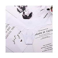 JINGGEGE コットンレディース快適な皮ひもGストリング下着レディースTバック用パンティーブリーフ (Color : 2, Size : XL)