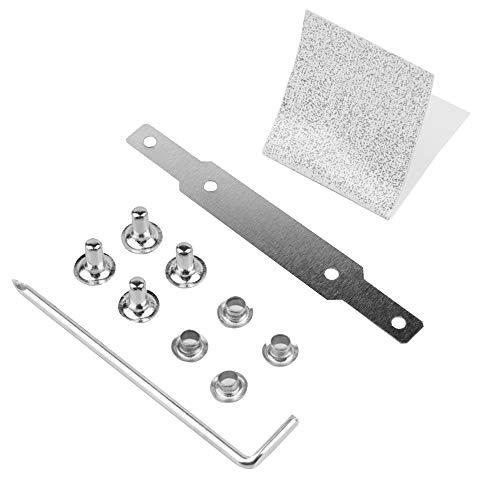 DIWARO.® | Mini Gurt-Reparatur-Set Gurt-Fix | für 14-15 mm Gurt | ohne Gurt | Rollade, Rollo, Jalousie