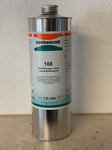 Technicoll 108 PC-Kleber PVC-Klebstoff Lösemittel-Kleber Polycarbonat Kunststoffkleber Acrylglas PMMA