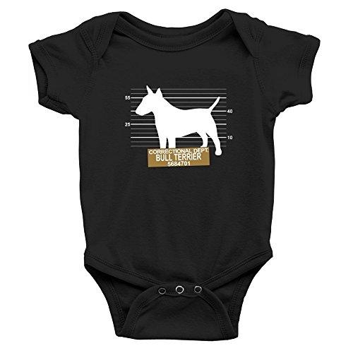 Teeburon Correctional Dept Bull Terrier Body de bebé