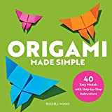 Origami Made Simple: 40 Easy Models with Step-by-Step Instructions