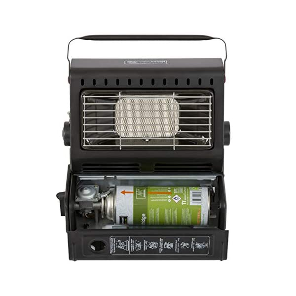 Highlander Portable Compact Lightweight Gas Heater – Ideal for Camping and Fishing 7