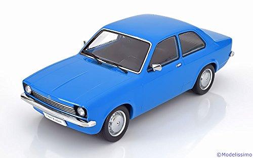 Opel Kadett C Limousine, blau , Modellauto, Fertigmodell, KK-Scale 1:18