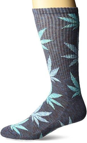 HUF Herren Socken Full Melange Plantlife Socks SK00219-NAVY blau onesize