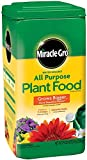 Miracle-Gro Water Soluble All Purpose Plant Food, 5 lbs.- 2 Pack