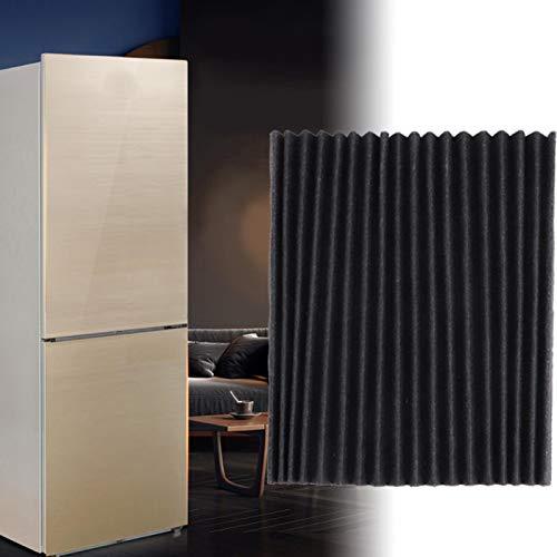 Omabeta Filtro de Aire de Nevera Filtro de Aire de Nevera de Repuesto Filtro de Aire de Nevera Ajuste para Cocina de Oficina Duradera para el hogar