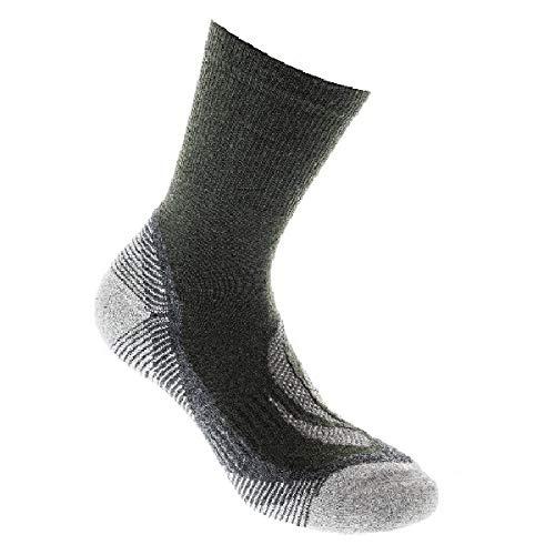 GM Trek Comfort Chaussettes courtes, gris, 41-43