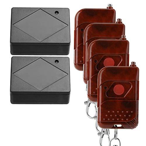 Transmisor RC Receptor Interruptor Remoto Sistema de Control de Acceso del Receptor 315MHZ