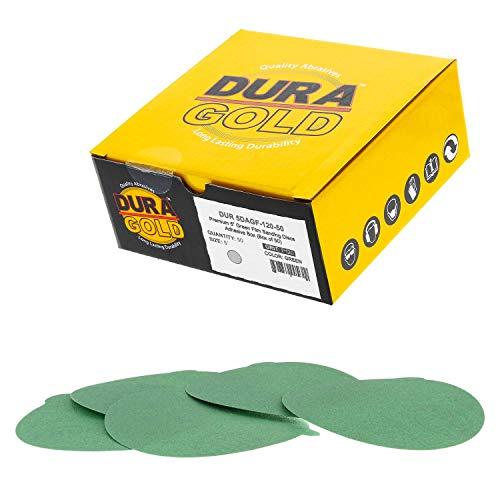 Dura-Gold - Premium Film Back - 120 Grit 5