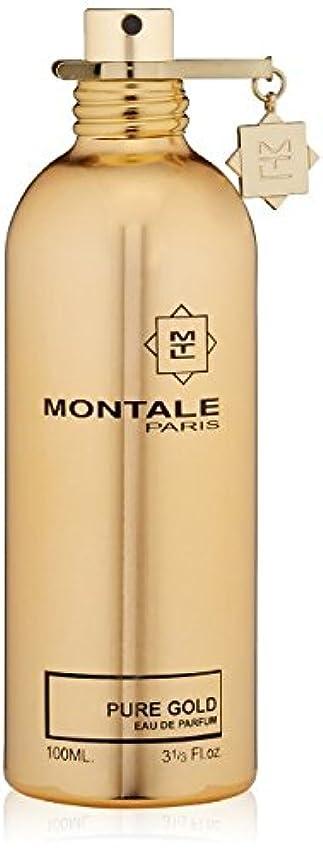 興奮神夜の動物園Montale Pure Gold EDP 100ml(モンタル ピュア ゴールド オードパルファン 100ml)[海外直送品] [並行輸入品]