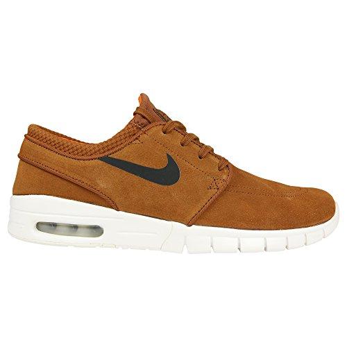 Nike 685299-201, Zapatillas de Deporte, (Hazelnut/Black/Ivory/Clay Orange), 35.5 EU