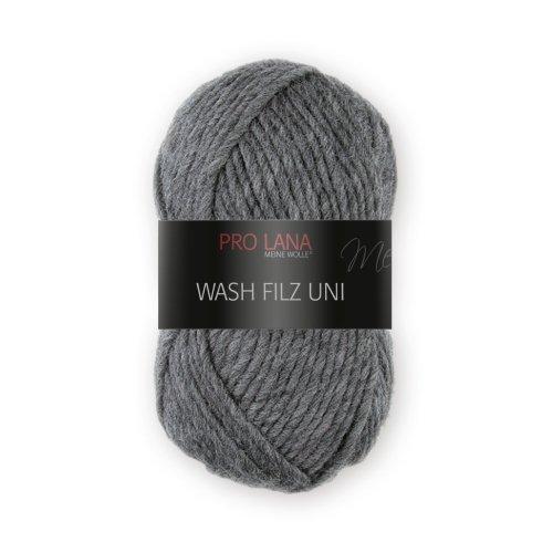 WASH-FILZ - 50g - Farbe: 195, grau (26 Farben erhältlich)