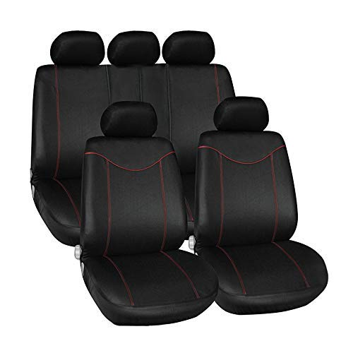 Asiento de coche cubierta sets fundas de asientos para Axela BK CX-5 GH GJ Atenza CX-3 CX5 CX-5 CX7 CX-7 CX-9 Demio familia Panda homenaje