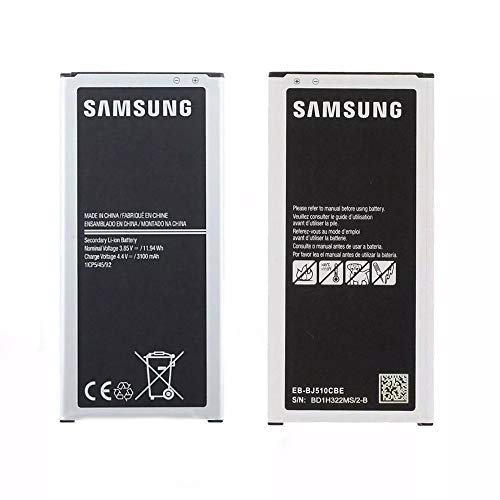 Bateria Modelo Eb-bj510cbc Capacidade 3100 Mah Samsung Galaxy J5 J510 2016