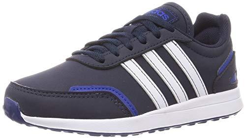 adidas Vs Switch 3 K, Zapatillas, Cblack Ftwwht Royblu, 40 EU