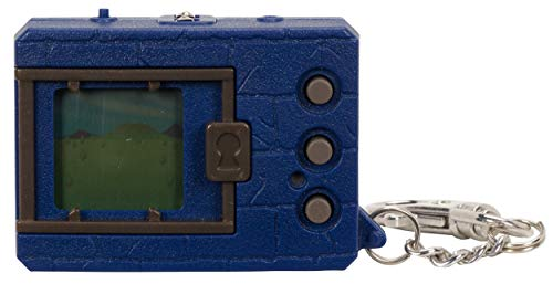 Digimon Bandai Original Digivice Virtual Pet Monster - Bleu
