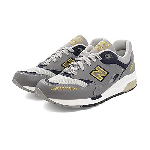 [ニューバランス] スニーカー 靴 CM1600LE グレー 灰 CM1600-LE NB 27.0cm