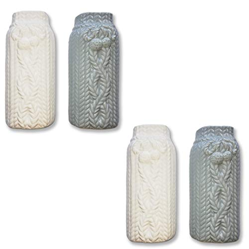 Juego de 4 unidades de humidificadores de cerámica Pullover para acoplar al radiador, calefacción, agua, evaporador, difusor a1659