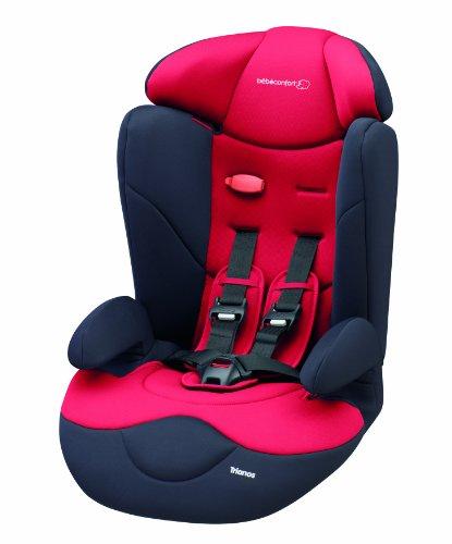 Bébé Confort Trianos Seggiolino Auto 9-36 Kg Reclinabile, Gruppo 1/2/3, per Bambini da 9 Mesi a 12...